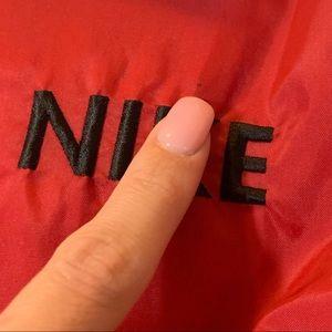 Nike Jackets & Coats - Vintage Nike 2T Windbreaker Jacket Red Black